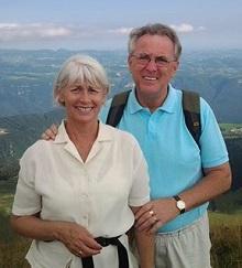 Ágústa og Jón Karl
