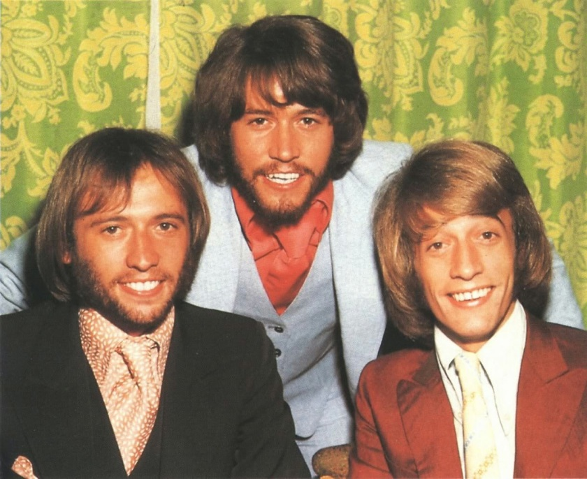 bee gees young