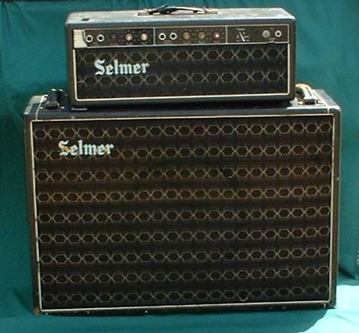 Selmer box & magnari