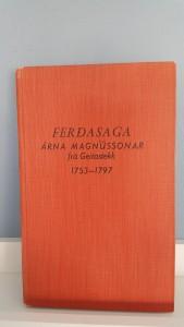 Árni Magnússon sigldi til kína 1759, 33 ára gamall.