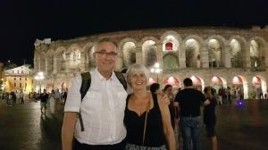 Arena di Verona.