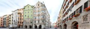Háskólabærinn Innsbruck.