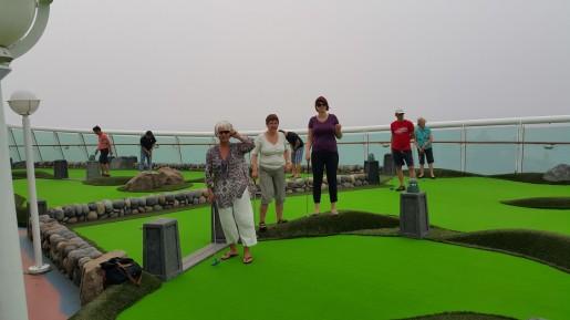Iceland Open í mini-golfi.