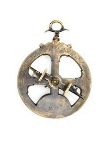 Portugalír þróuðu Astrolabinn sem helsta siglingatæki sitt.