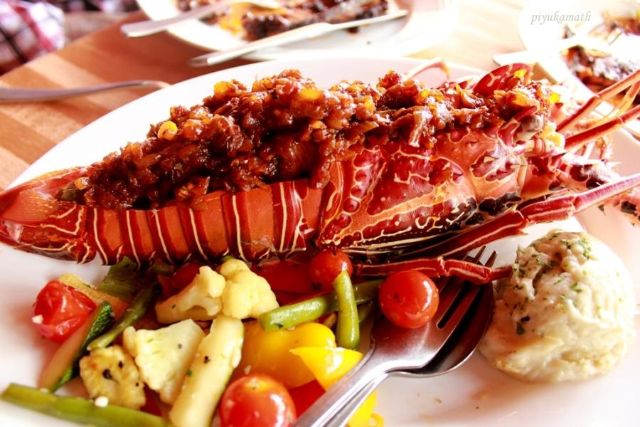 Lobster Piripiri