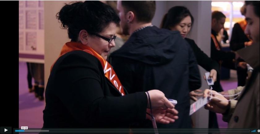 Kynningarmyndband frá Education Show