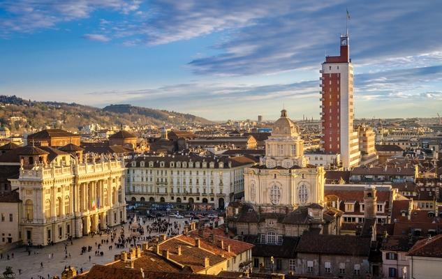 Miðborg Torino