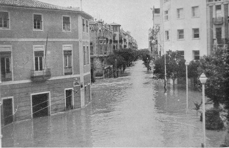 Flóð í Valencia